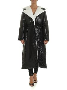 Givenchy - Reversible trench coat in black