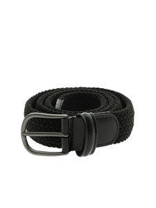 Anderson's - Anthracite braided belt