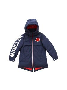 Moncler Jr - Airon down jacket in blue