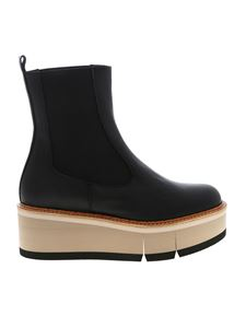 Paloma Barceló - Dulcinea boots in black and beige