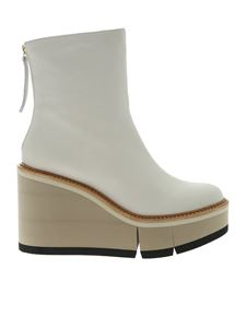Paloma Barceló - Duna-2 boots in white