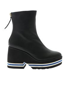 Paloma Barceló - Sonsoles ankle boots in black