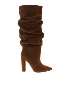 Steve Madden - Slouch boots in brown
