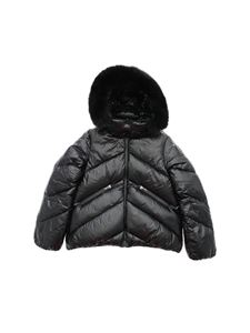 Moncler Jr - Anglais down jacket in black