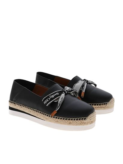 See by Chloé - Espadrillas Sunset nere
