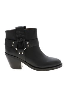 See by Chloé - Vendel boots in black