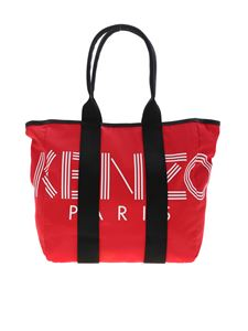 Kenzo - Kenzo Paris tote bag in red