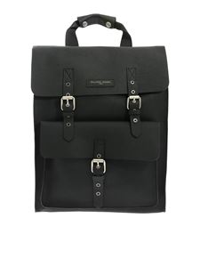 Philippe Model - Backpack with front straps in black