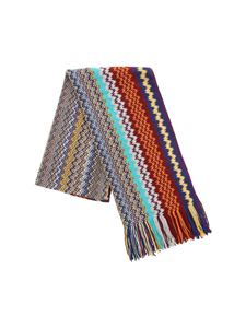 Missoni - Scarf with multicolor pattern