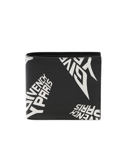 Givenchy - Givenchy printed wallet in black