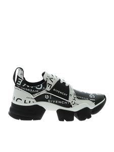 Givenchy - Sneakers Jaw nere e bianche
