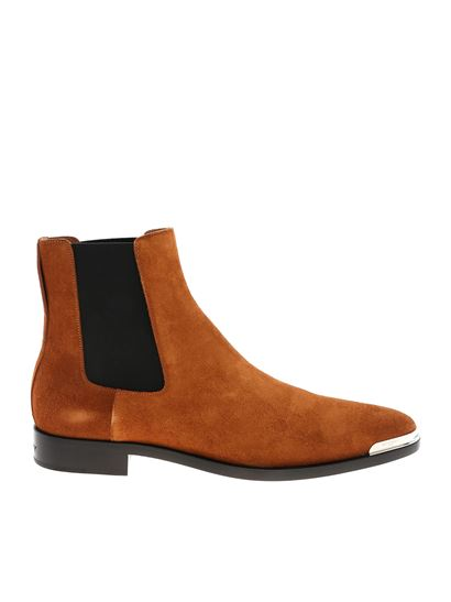 Givenchy - Botte Dallas Chelsea boots in tan color
