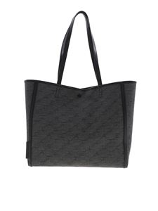 Stella McCartney - Small Tote bag in grey
