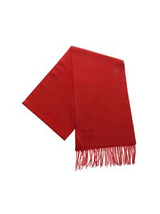 Max Mara - Wsdalia scarf in red
