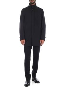 Paul Smith - Removable interior jacket with in black