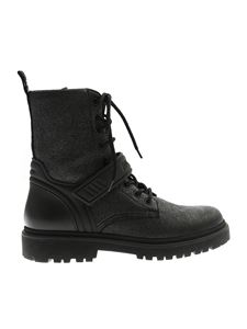 Moncler - Calypso ankle boots in black