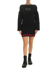 Marcelo Burlon - Love TTE dress in black