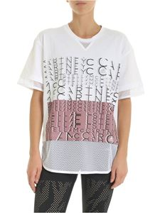 Adidas by Stella McCartney - Logo Tee T-shirt in white