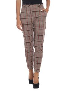 Pinko - Bella 5 trousers in camel color