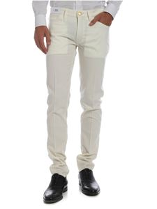 PT05 - Ivory-colored trousers
