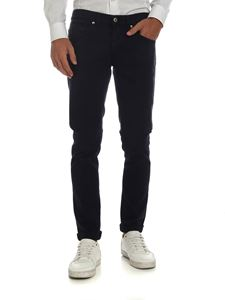 Dondup - George trousers in dark blue