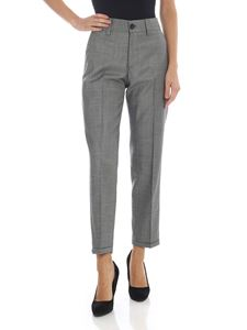 PT01 - Gio trousers in black and white