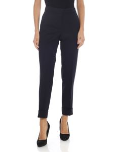 PT01 - Andrea trousers in dark blue color