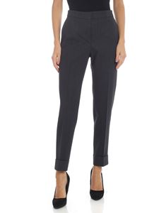 PT01 - Andrea trousers in dark grey