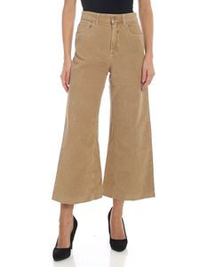 Department 5 - Spear trousers in camel color