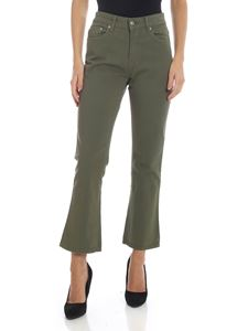 Department 5 - Clar pants in Army green