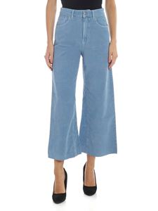 Department 5 - Spear pants in pale blue color
