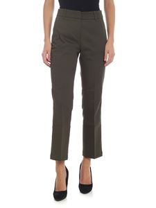 Department 5 - Jet trousers in green