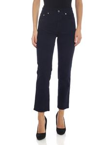 Department 5 - Carma cotton trousers in blue