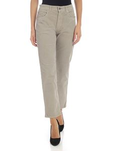 Department 5 - Carma trousers in beige cotton
