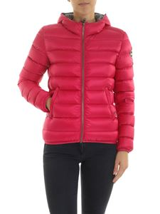 Colmar - Place down jacket in fuchsia color