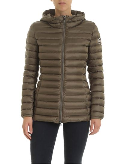 Colmar - Place down jacket in Army green color