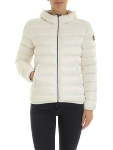 Colmar - Place down jacket in white