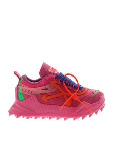 Off-White - Sneakers Odsy-1000 fucsia