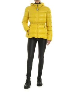 Moncler - Rhin down Jacket in yellow