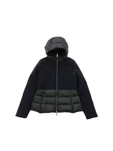 RRD Roberto Ricci Designs - Winter Hybrid Hood Girl jacket in black