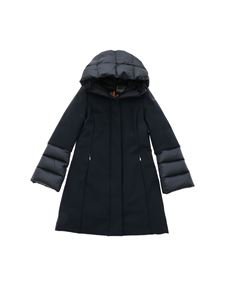 RRD Roberto Ricci Designs - Zarina Winter Hybrid down jacket in dark blue