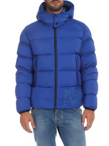 Moncler - Wilms down jacket in electric blue