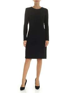 L'Autre Chose - Black knee dress