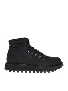 Dolce & Gabbana - Ankle boots in black leather
