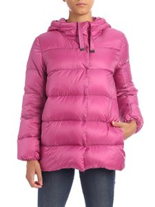 Max Mara - Seicar down jacket in pink