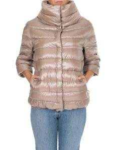 Herno - Iconico Aminta down jacket in beige