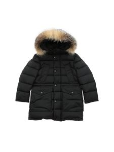 Moncler Jr - Cholet down jacket in black