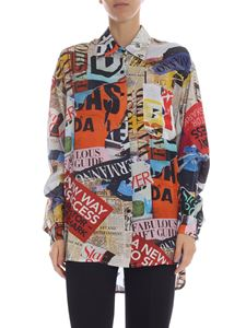 Ermanno by Ermanno Scervino - Multicolor shirt with prints