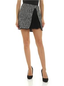 Ermanno by Ermanno Scervino - Mini skirt with harringbone pattern