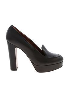 L'Autre Chose - Vintage style pumps in black